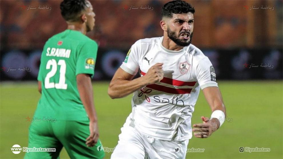 تجديد عقد اللاعب التونسي